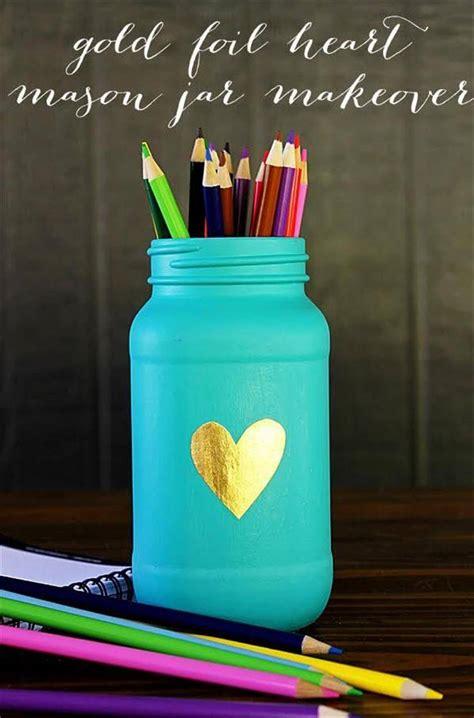 cute easy diy mason jar ideas