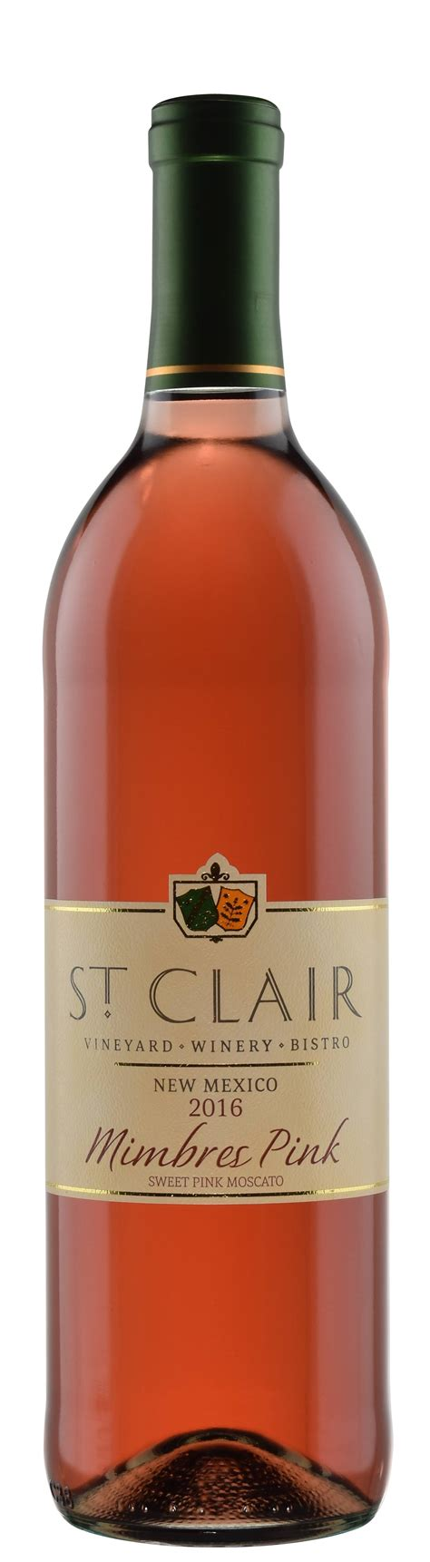St. Clair Mimbres Pink • St. Clair Winery