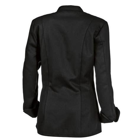 veste de cuisine manche courte veste de cuisine femme peut bouillir col officier