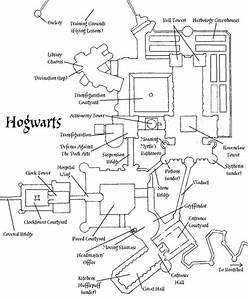 hogwarts plan used for sanguis reatus harry potter With map of hogwarts castle all floors