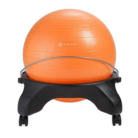 best exercise balance chairs review 2017