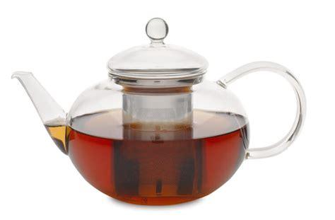Glass Teapot From Adagio Teas