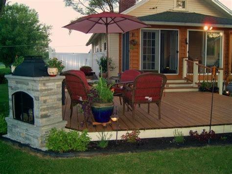 Cottage Deck Designs