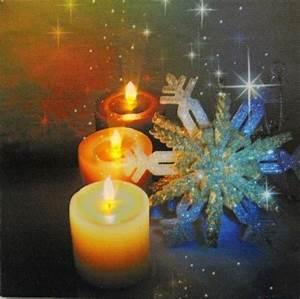 Led Bild Kerzen : led fensterbild wandbild bild leinwand weihnachten kerzen ebay ~ Frokenaadalensverden.com Haus und Dekorationen