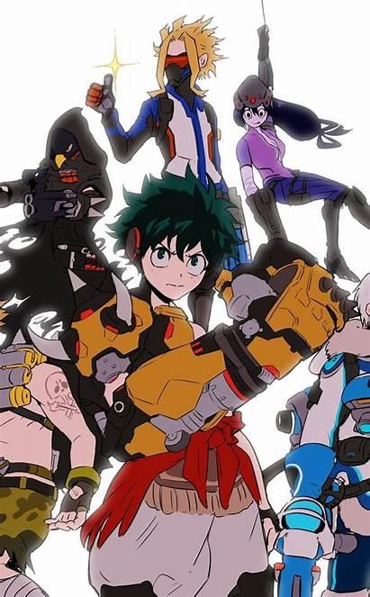 Wallpapers Hero Academia Iphone Characters Momo Yaoyorozu