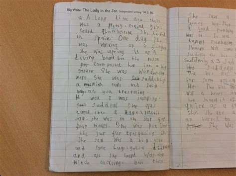 year 1 story writing lord scudamore academy