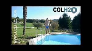 Rustine Piscine Sous L Eau : colh2o r paration liner piscine directement sous l 39 eau avec une rustine youtube ~ Farleysfitness.com Idées de Décoration