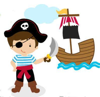 Dibujo Barco Pirata Infantil by Creatividad Infantil 187 Actividades Infantil
