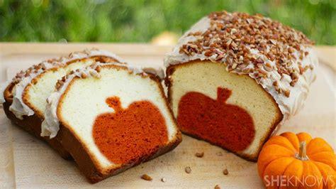 clever pumpkin pound cake recipe    cute