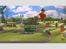 Tidmouth Sheds Deluxe Set Trackmaster - Garden View Landscape