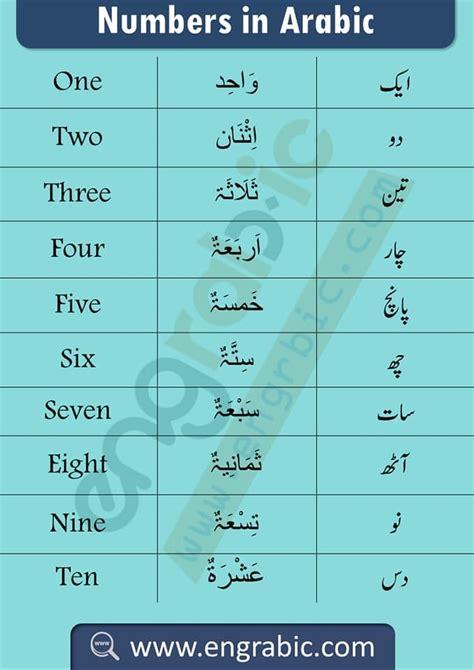 hindi numbers     words