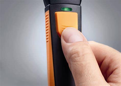 on testo testo 605i thermo hygrometer smart probe portable