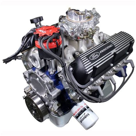 Ford Performance M6007x347dr Mustang Crate Engine 347