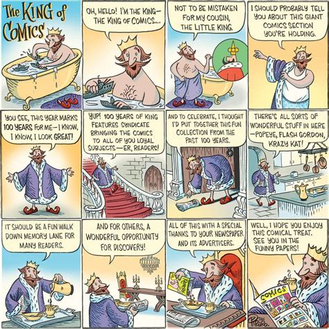 100 Years Of King Features Syndicate Seattlepicom