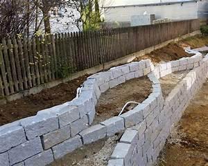 Gartengestaltung Mit Naturstein Mauern Wasserläufe Und Terrassen : natursteinmauern ~ Orissabook.com Haus und Dekorationen