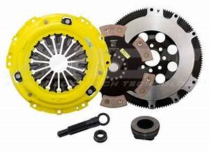 ACT 6 Puck Race Clutch Kit Extreme Pressure Plate Solid