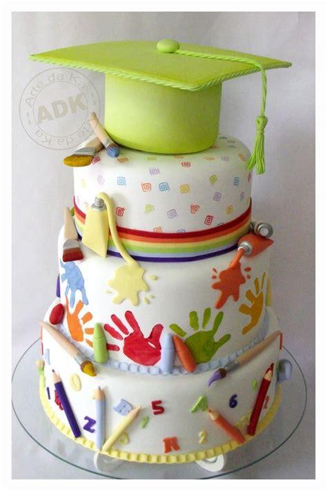 kindergarten graduation cake k5 graduation ideas 661 | 3a45b29d1939c2dad555c5e180a4b15a