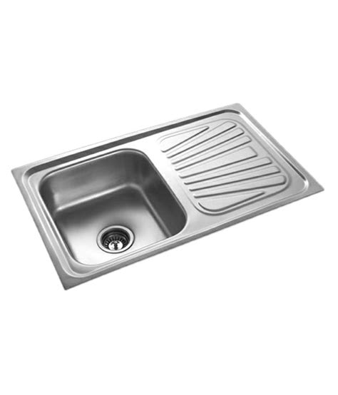 Steel Wash Basin For Kitchen by Buy Radium Stainless Steel Kitchen Sink At Low