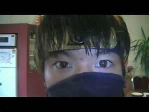 Mangekyou Sharingan Contact Lenses - YouTube