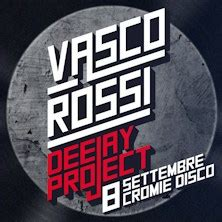 Ticketone Biglietti Vasco by Vasco Deejay Project Ticketone