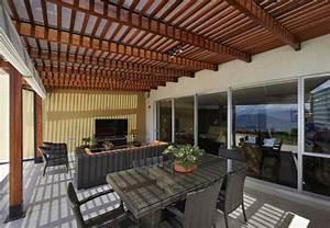 Sonnenschutz Terrassenüberdachung Selber Bauen : terrassenuberdachung holz mit sonnenschutz ~ Sanjose-hotels-ca.com Haus und Dekorationen
