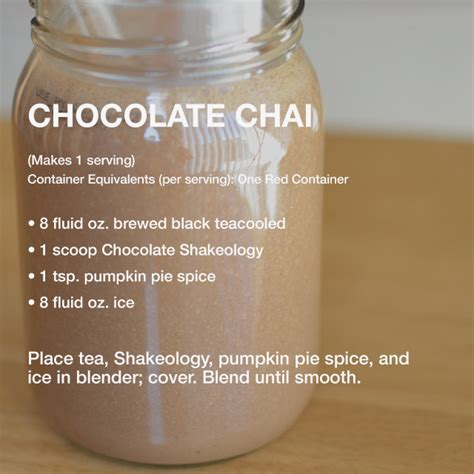 Treat Your Tastebuds to 21 Day Fix-Approved Shakes