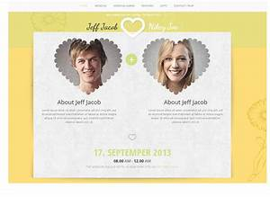 wedding slide responsive wedding invite template by With wedding invitation template themeforest