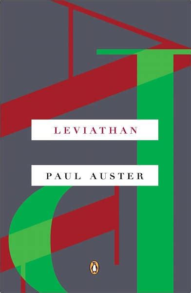 Leviathan By Paul Auster Nook Book Ebook Barnes Amp Noble 174