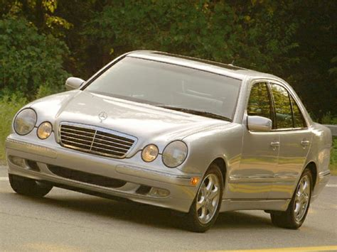 online auto repair manual 2001 mercedes benz cl class on board diagnostic system 2002 mercedes benz e class reviews specs and prices cars com