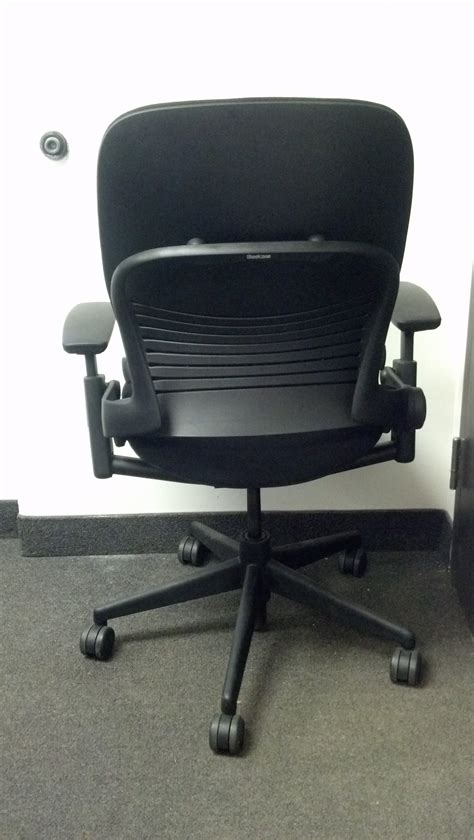 bureau steelcase leap chair by steelcase armless model arm chair steelcase