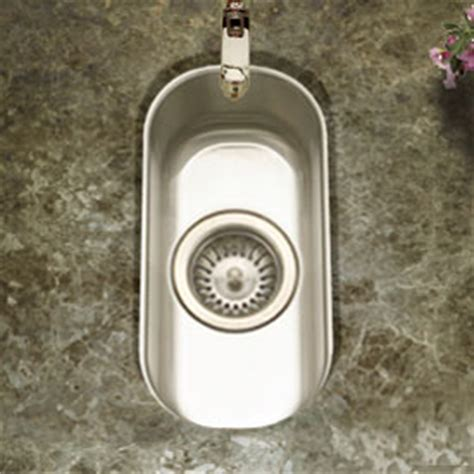 Undermount Bar & Prep Sinks