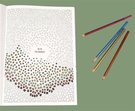 modern meditation coloring book  bright ideas metallic