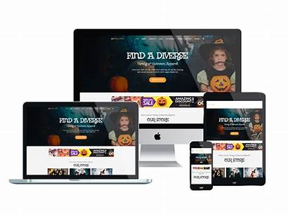 Responsive Template Website Joomla Halloween Templates Form