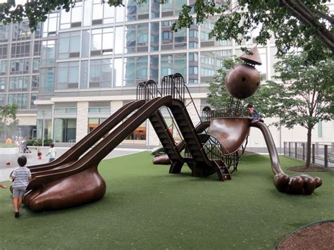 19 Of The World's Coolest Playgrounds Designed By Top