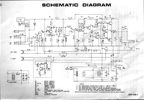 Diagram Of Audio Cassette by Technics Su Z960 Wiring Diagram Wiring Library