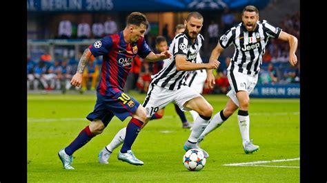 Juventus Vs Barcelona Who Won - Juventus VS Barcelona ...