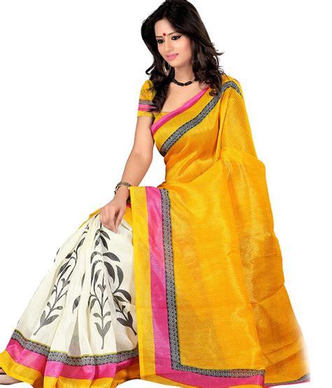 best kitchen knives sets beautiful yellow bhaghalpuri silk stunning saree snapdeal
