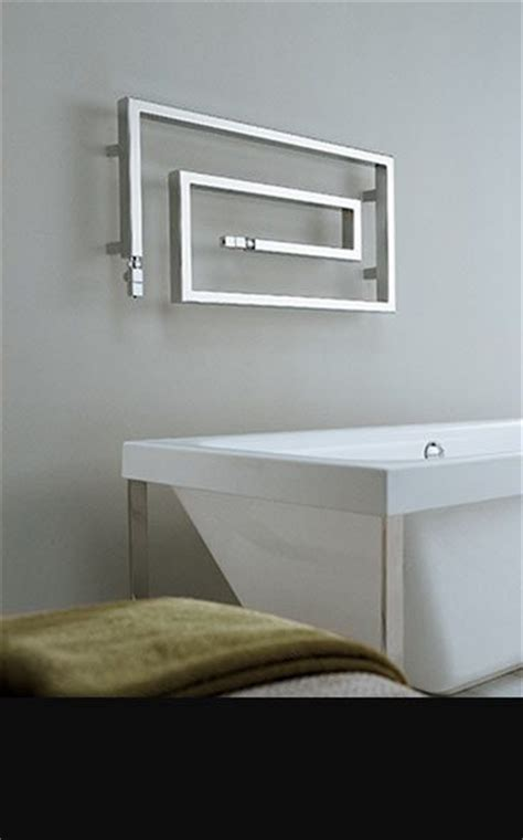 Towel Radiators  Chrome, Gold, Nickel & Stainless Steel