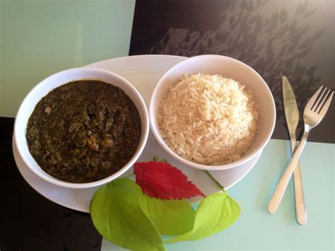 cuisine congolaise rdc pondu rice congolese food congolese cooking