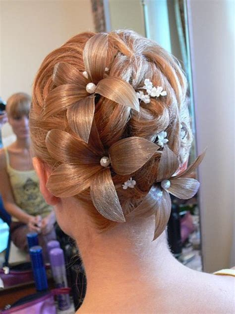 wedding hairstyles  wrong glamour