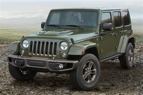 suv jeep 2016 2016 jeep wrangler suv pricing for sale edmunds