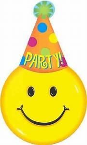 party hat emoticon | Smile-Emoticon | Pinterest | Party ...