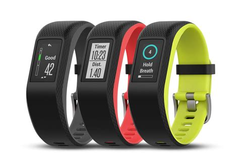 garmin vivosport fitness tracker test