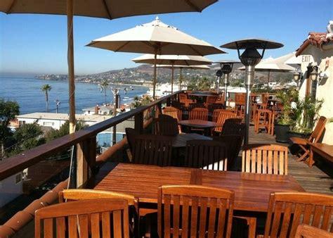 great spots  patio dining  laguna beach visit