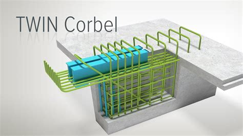 Corbel Beam by Corbel Support For Tt Slabs And Secondary Beams