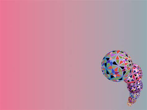Baubles Clip Arts Backgrounds  3d, Pink, Purple Templates