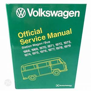 Vw Bus Official Service Manual Type 2