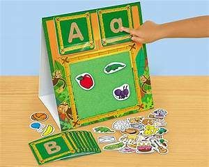 letter sound matching board school language pinterest With lakeshore tactile letters