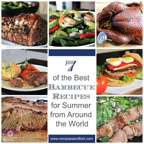 best barbecue recipes 7 of the best barbecue recipes for summer from around the world compass fork