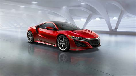 Honda Sports Car Wallpaper by Top Sports Car 2016 Honda Acura Nsx Einfozine